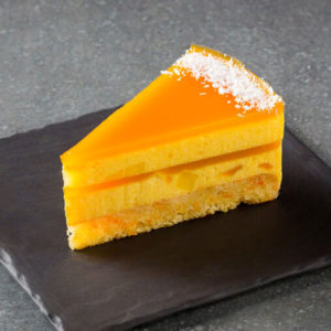 """Торт """"Манго-маракуйя"""""""
